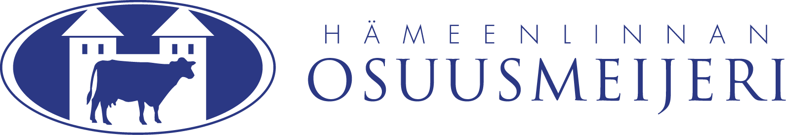 Hämeenlinnan Osuusmeijeri logo
